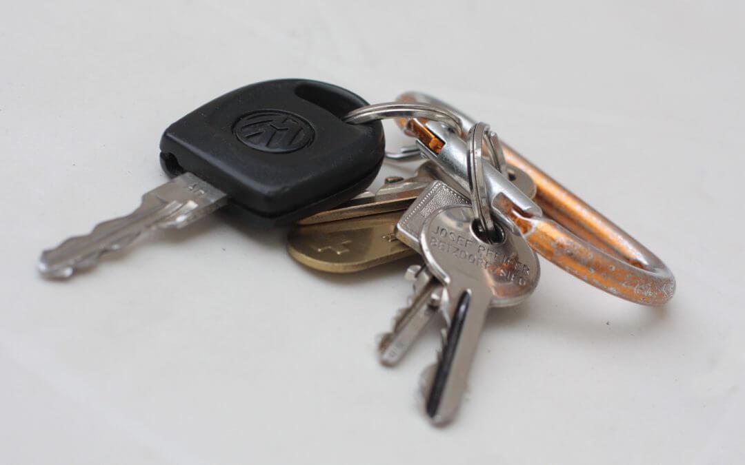 VW Immobiliseres kulcsmásolás